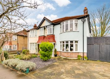 4 bed semi-detached house for sale in Chestnut Grove, Isleworth, Middlesex TW7