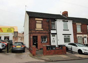 Thumbnail 2 bed terraced house for sale in Congleton Road, Talke, Stoke-On-Trent