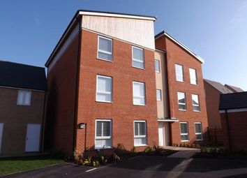 Thumbnail 1 bedroom flat for sale in Whittle Drive, Biggleswade, Bedfordshire