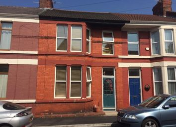 Thumbnail 3 bedroom terraced house for sale in Kenyon Road, Mossley Hill, Liverpool