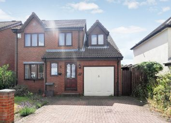 Thumbnail 4 bedroom detached house for sale in Durham Place, Birtley, Chester Le Street