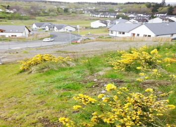 Thumbnail Land for sale in Ulladale Crescent, Strathpeffer