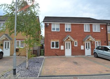 Thumbnail 3 bed end terrace house for sale in Minsthorpe Mews, South Elmsall, Pontefract