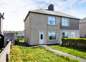 Thumbnail 2 bed semi-detached house for sale in 9 Moss Bay Road, Workington, Cumbria