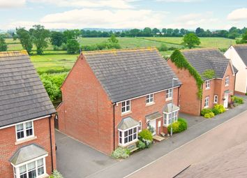 Thumbnail 4 bed detached house for sale in Masefield Place, Earl Shilton, Leicester