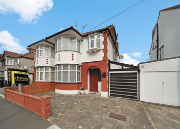 Thumbnail 4 bed semi-detached house for sale in Geary Road, Dollis Hill, London