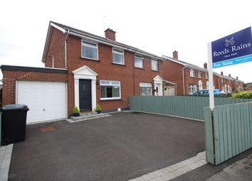 Thumbnail 3 bed semi-detached house for sale in Albany Road, Bangor
