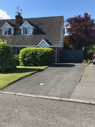 Thumbnail 3 bed semi-detached house to rent in The Grange, Lurgan, Craigavon