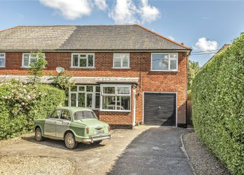 4 bed semi-detached house for sale in Worting Road, Basingstoke, Hampshire RG22