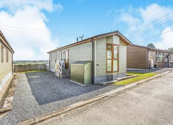 Thumbnail 1 bed bungalow for sale in Beacon View Globe Vale Holiday Park, Radnor, Redruth