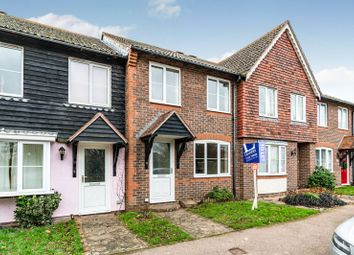 Thumbnail 3 bed terraced house to rent in Brookenbee Close, Rustington, Littlehampton