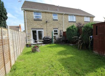 Thumbnail 1 bed terraced house to rent in Hawthorn Crescent, Yatton, Bristol