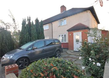 Thumbnail 3 bed semi-detached house for sale in Norbiton Common Road, Kingston Upon Thames