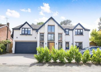 Thumbnail 5 bed detached house for sale in Redesmere Drive, Alderley Edge, Cheshire, Uk