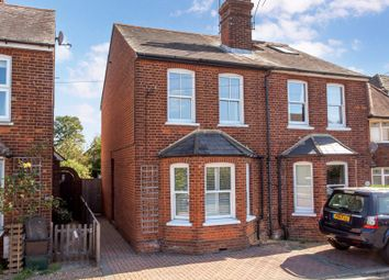 Thumbnail 2 bed semi-detached house for sale in Newtown Road, Marlow, Buckinghamshire