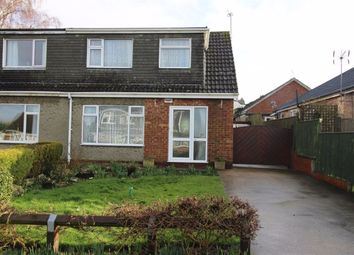 Thumbnail 3 bed semi-detached house for sale in Millfields, Caistor