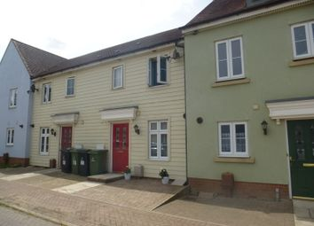 Thumbnail 3 bedroom terraced house for sale in Canberra Road, Carbrooke, Thetford