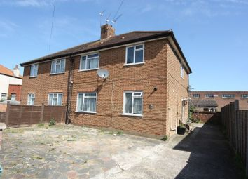 Thumbnail 4 bed semi-detached house for sale in Birkbeck Avenue, Greenford