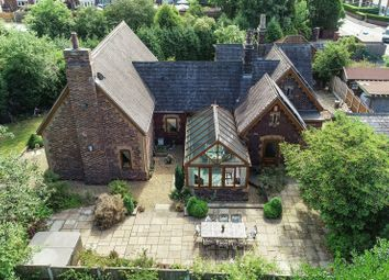Thumbnail 4 bed detached house for sale in Maunders Road, Milton, Stoke-On-Trent