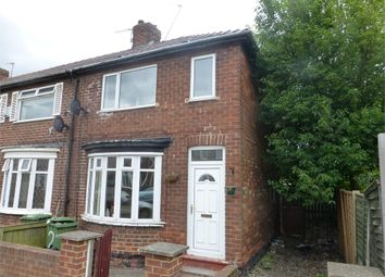 Thumbnail 2 bed end terrace house to rent in Brinkburn Road, Stockton, Cleveland