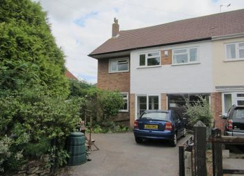 Thumbnail 4 bedroom semi-detached house to rent in High Street, Winterbourne, Bristol