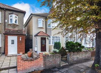 Thumbnail 3 bedroom semi-detached house for sale in Hornchurch, Havering, United Kingdom