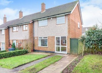 Thumbnail 3 bed end terrace house for sale in Peach Ley Road, Selly Oak, Birmingham, West Midlands