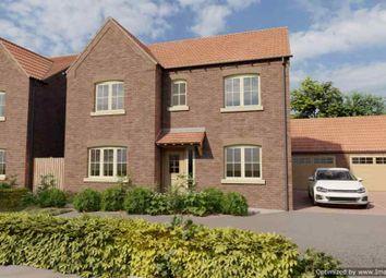 Thumbnail 4 bed detached house for sale in East Lane, Corringham, Gainsborough