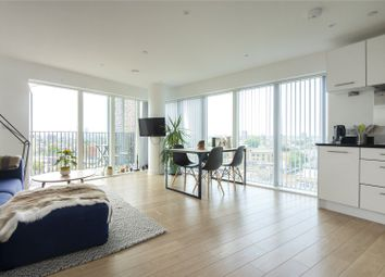 Thumbnail 2 bed flat for sale in Atkins Square, Dalston Lane, London