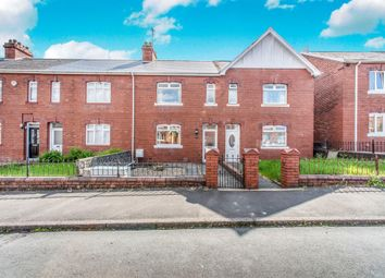 Thumbnail 3 bed terraced house for sale in Vera Road, Clydach, Swansea