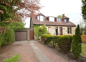 Thumbnail 3 bedroom semi-detached house for sale in Station Road, Muirhead