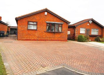 Thumbnail 3 bed detached bungalow for sale in Kempton Gardens, Mexborough