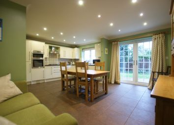 Thumbnail 4 bed detached house for sale in Ayston Road, Uppingham, Oakham