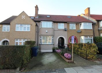 4 bed terraced house for sale in Ennismore Avenue, Greenford, Middlesex UB6