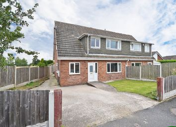 Thumbnail 3 bed semi-detached house for sale in Hollingthorpe Road, Hall Green, Wakefield