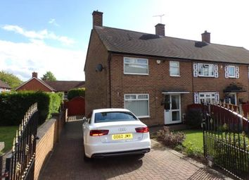 Thumbnail 3 bed end terrace house for sale in Midhurst Way, Clifton, Nottingham
