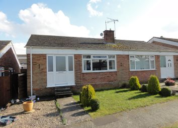 Thumbnail 2 bed semi-detached bungalow to rent in Sherborne Road, Bury St. Edmunds
