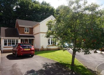 Thumbnail 4 bed detached house for sale in Glan Gavenny, Abergavenny