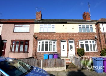 Thumbnail 2 bed terraced house to rent in Rhodesia Road, Aintree, Liverpool