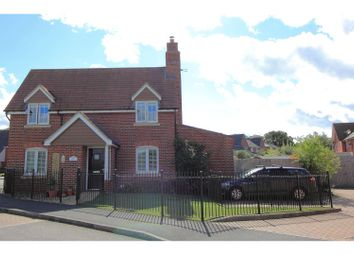 Thumbnail 3 bed detached house for sale in Damson Drive, Hartley Wintney