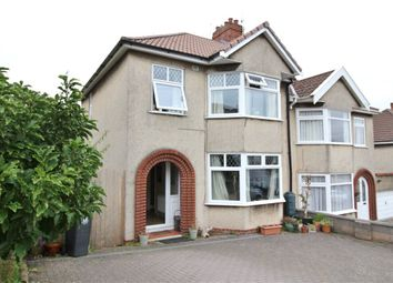 Thumbnail 3 bed semi-detached house for sale in Bedminster, Bristol