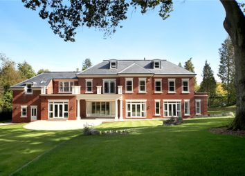 Thumbnail 6 bedroom detached house for sale in Titlarks Hill, Sunningdale, Berkshire