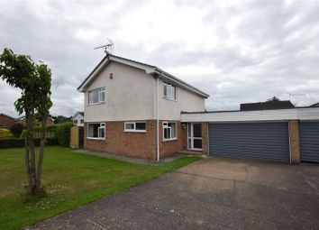 Thumbnail 4 bed detached house for sale in Hawton Close, Gainsborough, Lincolnshire