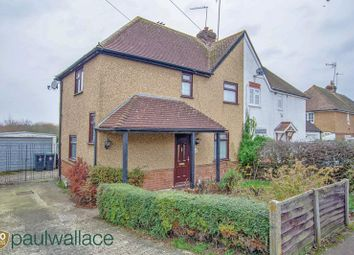 3 bed semi-detached house for sale in Allmains Close, Bumbles Green, Nazeing EN9