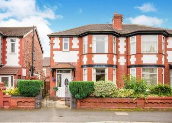 3 bed semi-detached house for sale in Burnage Hall Road, Manchester, Greater Manchester, Uk M19