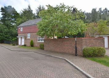 Thumbnail 3 bed detached house to rent in Falconer Road, Fleet