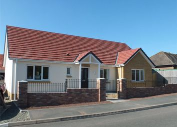 3 bed bungalow for sale in Plot 33, Beaconing Drive, Steynton, Milford Haven SA73