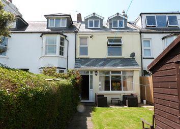 Thumbnail 4 bedroom terraced house for sale in Eastbourne Terrace, Westward Ho!
