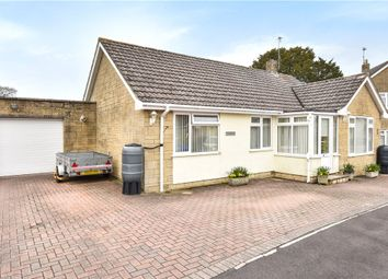 Thumbnail 3 bed detached bungalow for sale in St. Peters Close, Horton, Ilminster, Somerset