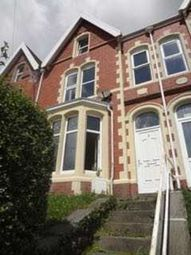Thumbnail 5 bedroom terraced house to rent in Montpellier Terrace, Mount Pleasant, Swansea.